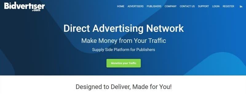 BidVertiser Income Stream Builders