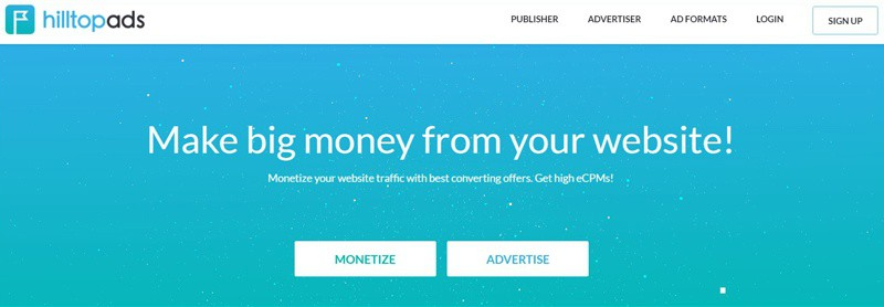 Is HillTopAds The Best Ad Network For Bloggers