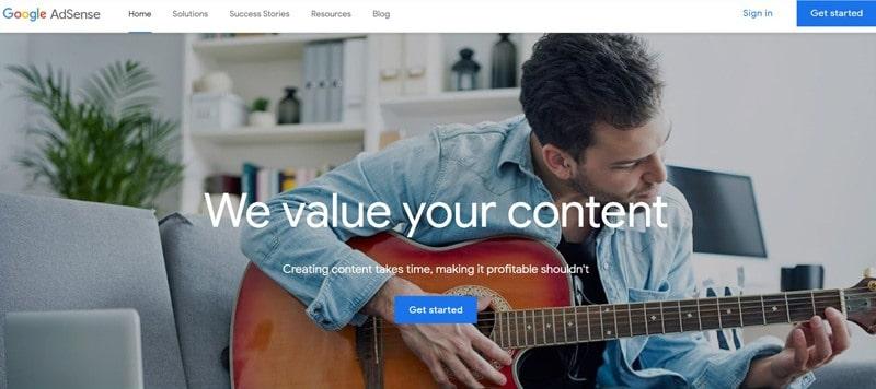 Google Adsense Income Stream Builder