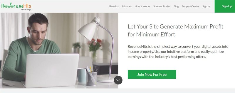 RevenueHits Income Stream Builders