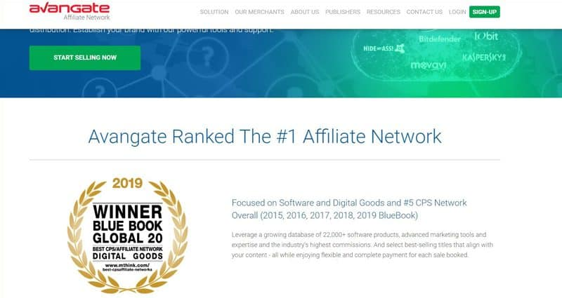 AvanGage Affiliate Network
