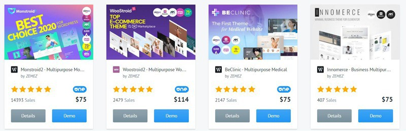 Side Hustle For Designers Selling WP Themes