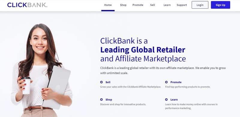 ClickBank Affiliate Marketing Network