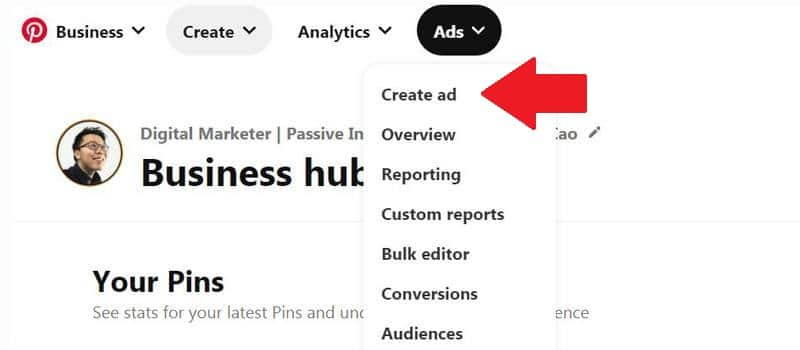 Get Keyword Ideas On Pinterest Ads