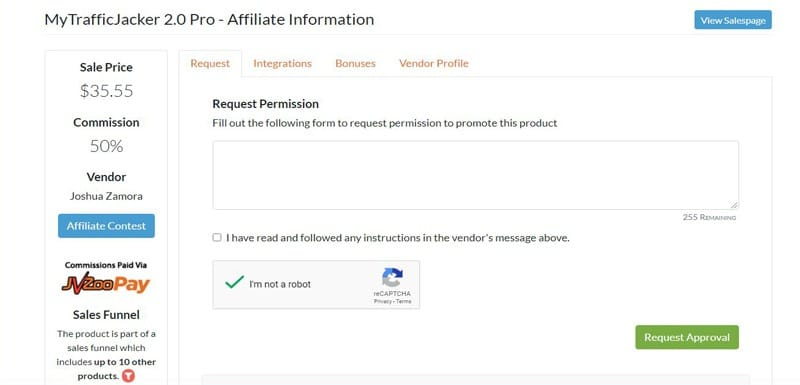 How To Promote Affiliate Products On JVZoo