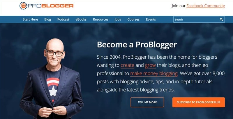 ProBlogger Freelance Website For Writers