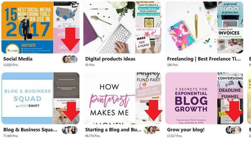 Best blogging group boards