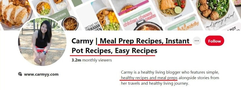 Food And Meal Recipes On Pinterest