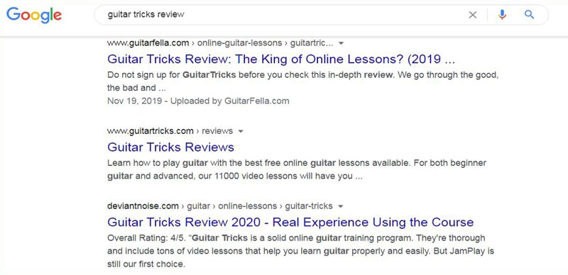 How to get keyword ideas from competitor sites