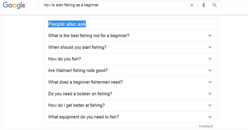 How to find relevant keyword ideas on Google