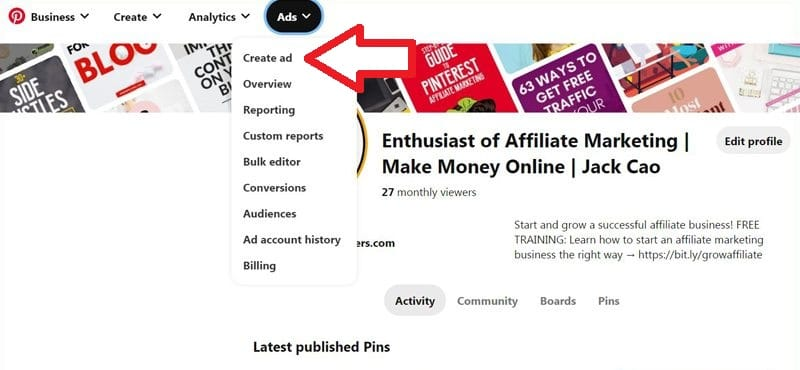 How To Do Pinterest Keyword Research Using Ads