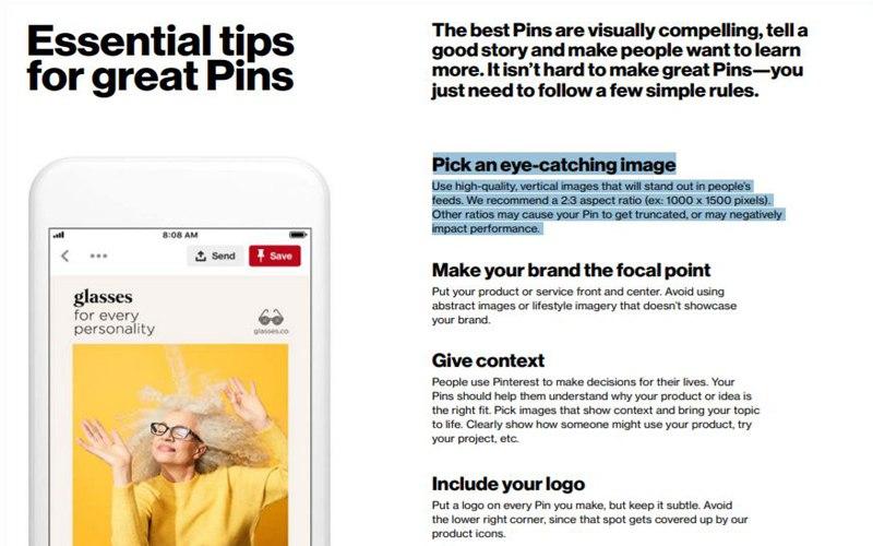 Best Pinterest Pinning Tips