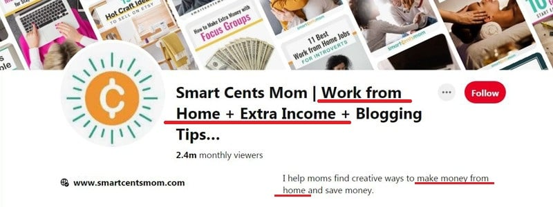 Pinterest Work From Home Ideas For Moms