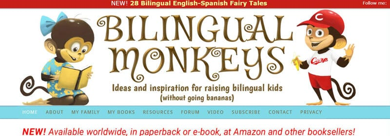 Content writing for bilingual blogs