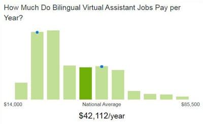 Virtual assistant online jobs for bilinguals