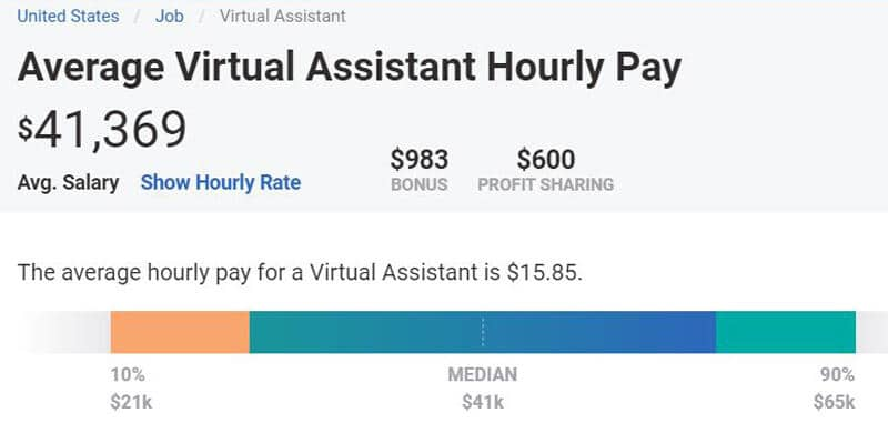 Online jobs for disabled people VA